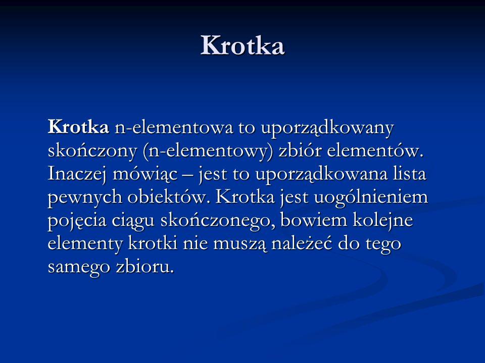Krotka