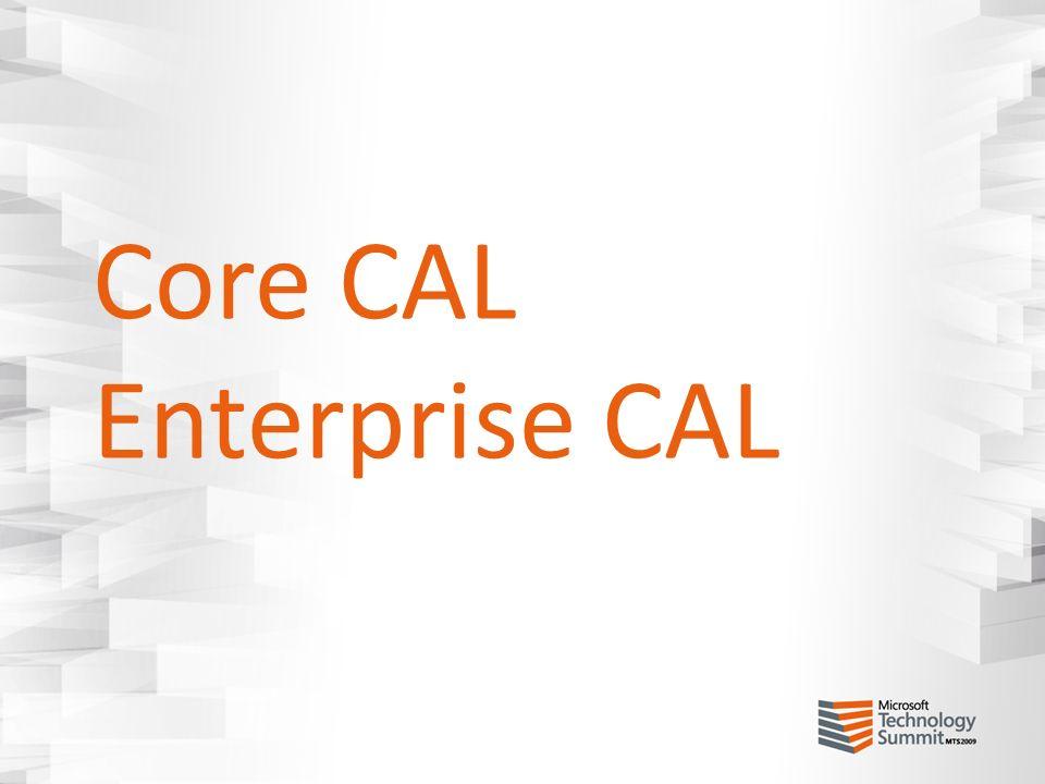 Core CAL Enterprise CAL
