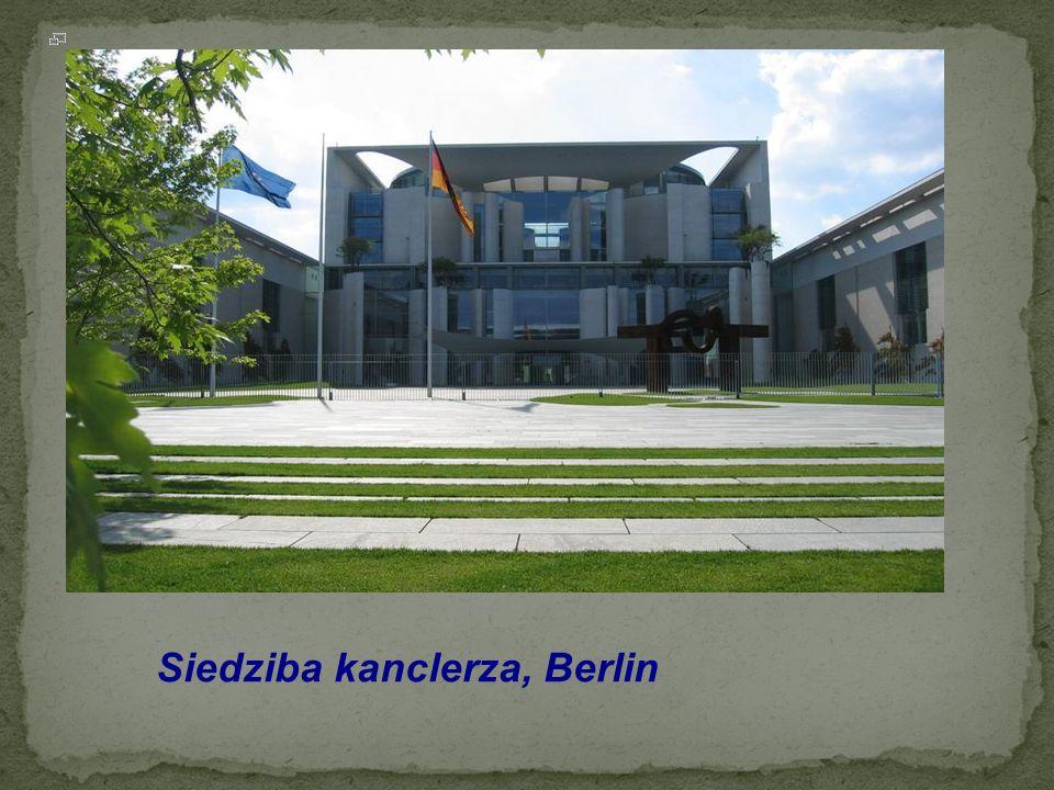 Siedziba kanclerza, Berlin