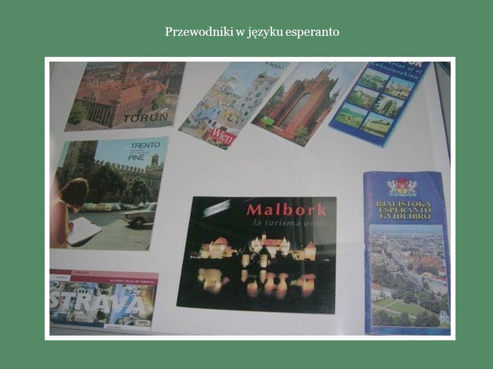 Przewodniki w języku esperanto