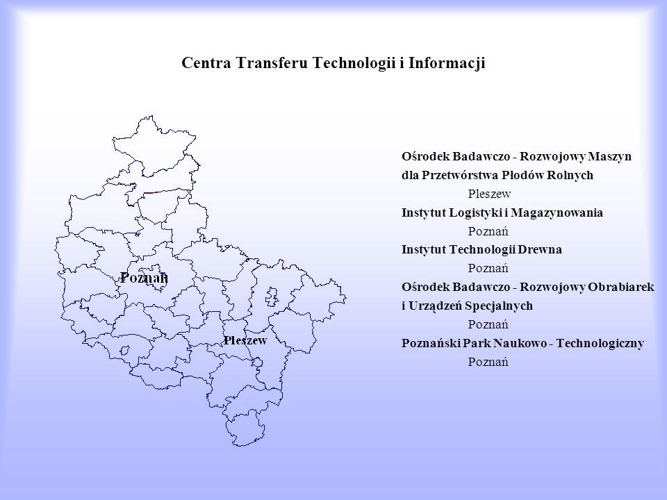 Centra Transferu Technologii i Informacji