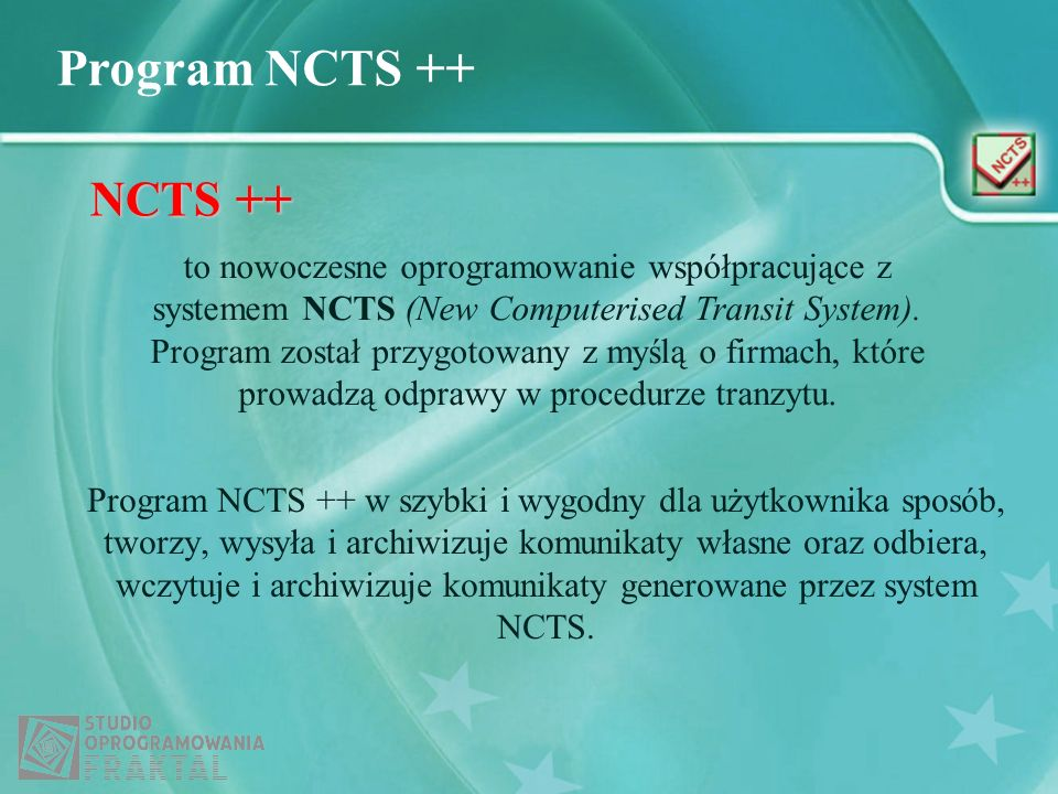 NCTS ++
