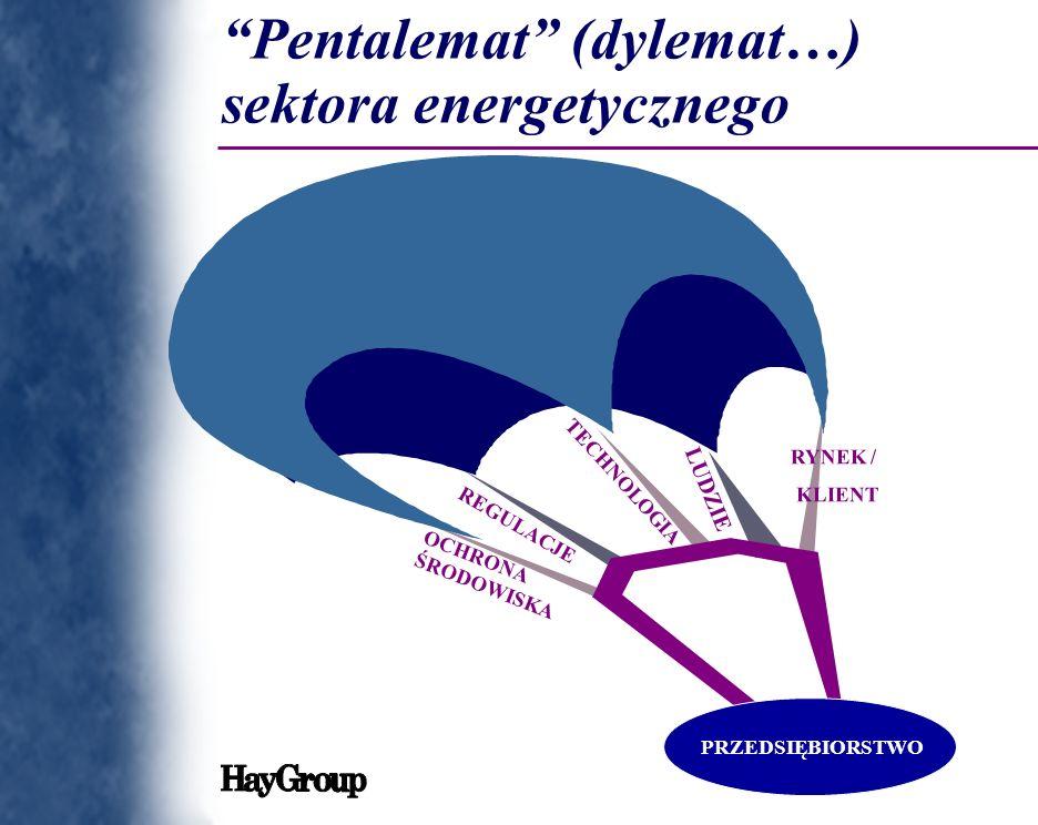 Pentalemat (dylemat…) sektora energetycznego