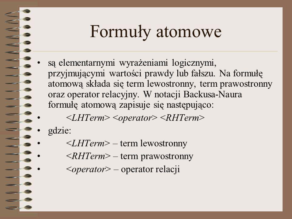 Formuły atomowe