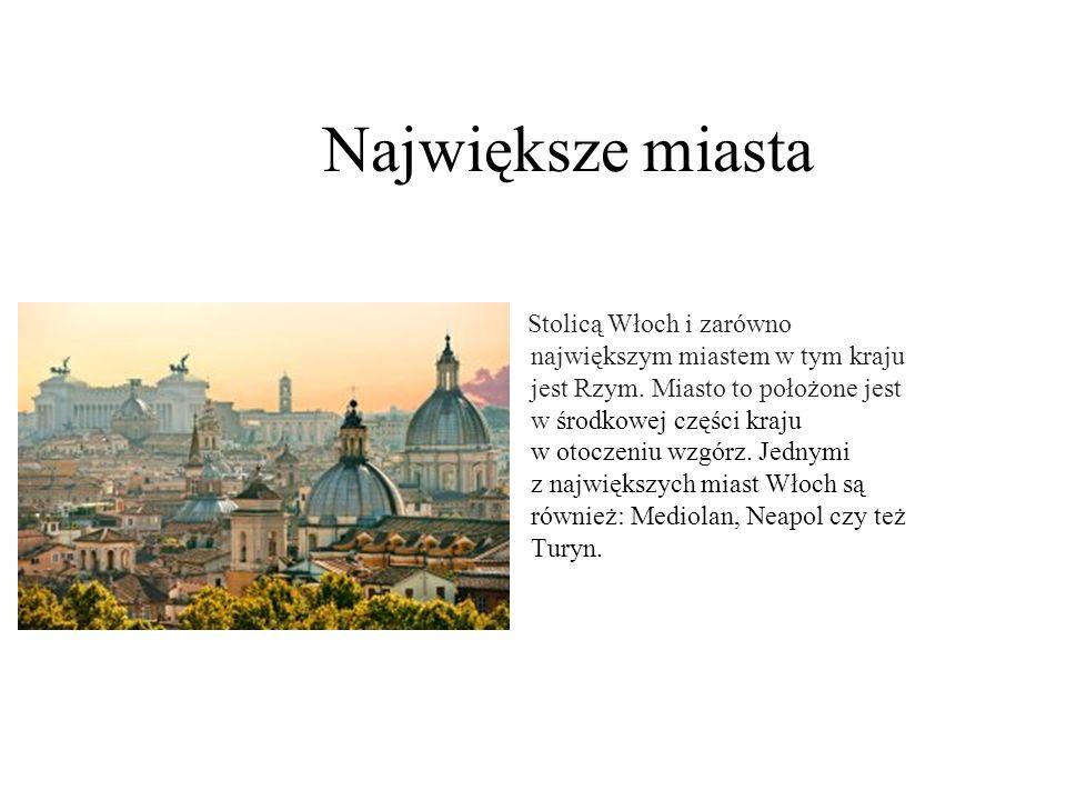 Największe miasta