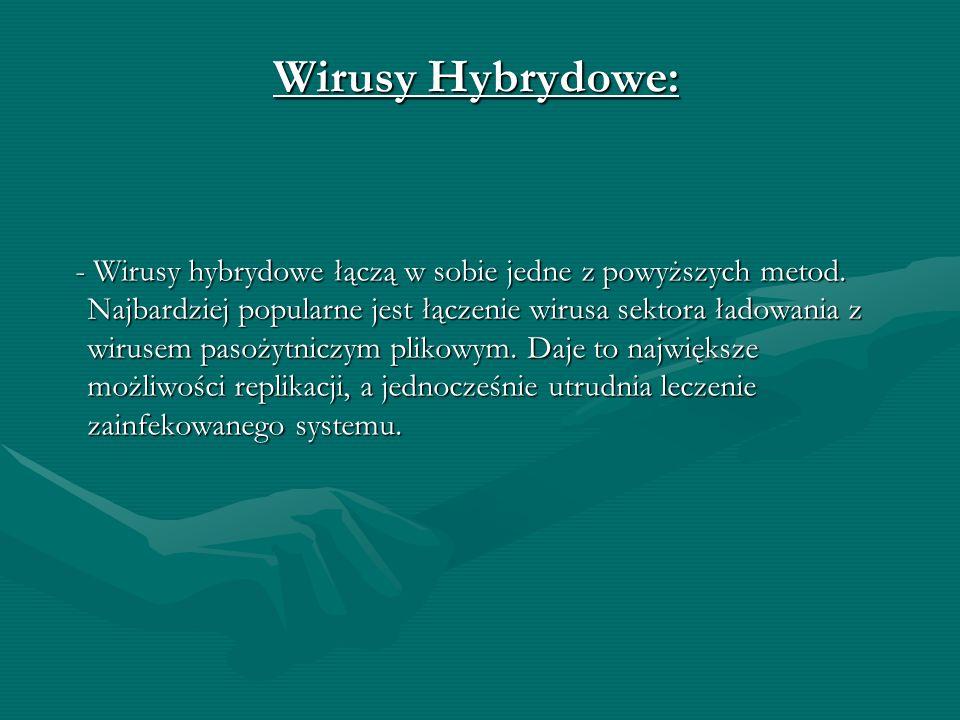 Wirusy Hybrydowe: