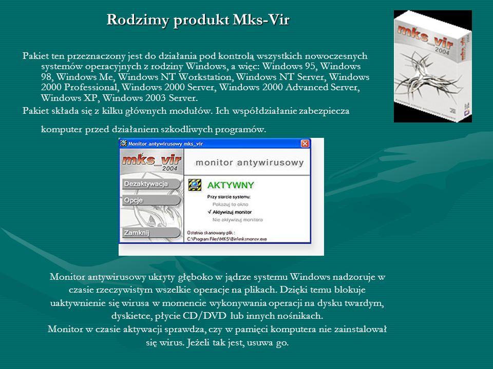 Rodzimy produkt Mks-Vir