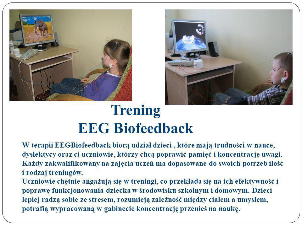 Trening EEG Biofeedback