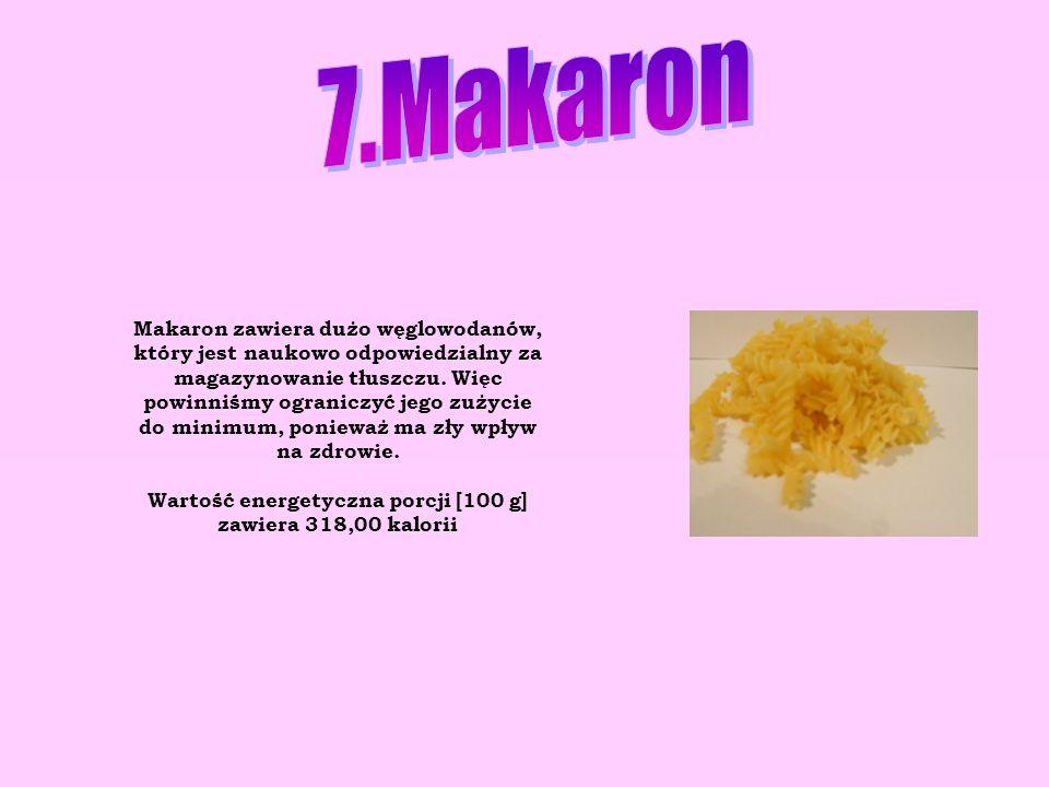 7.Makaron