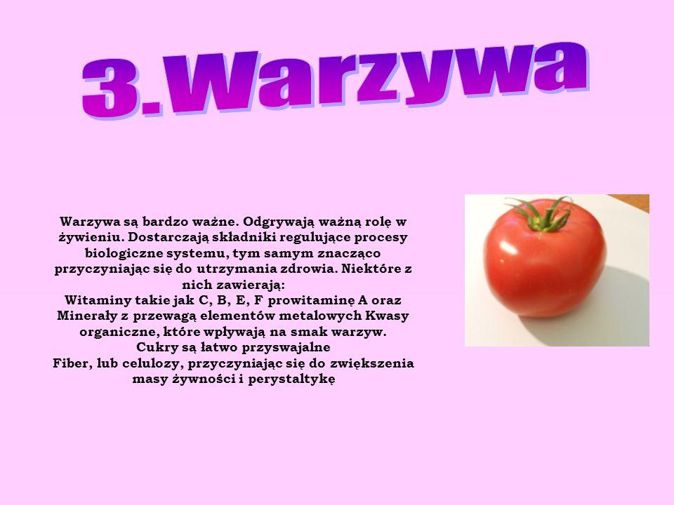 3.Warzywa