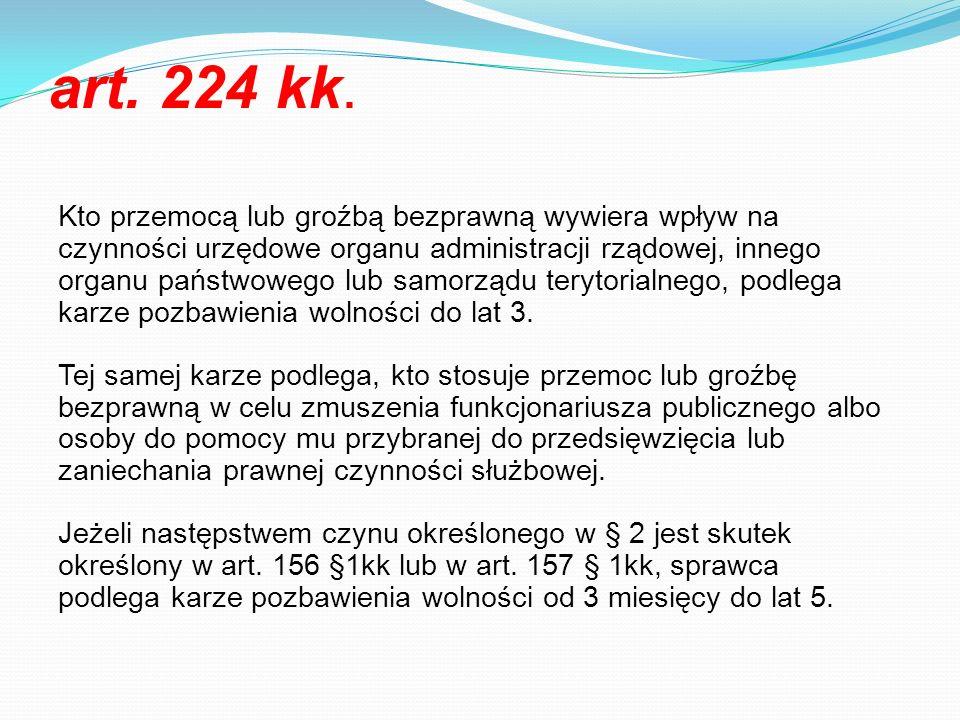 art. 224 kk.