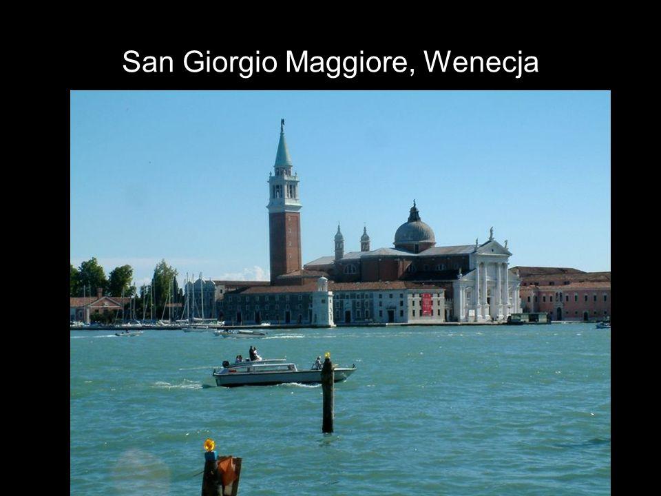 San Giorgio Maggiore, Wenecja