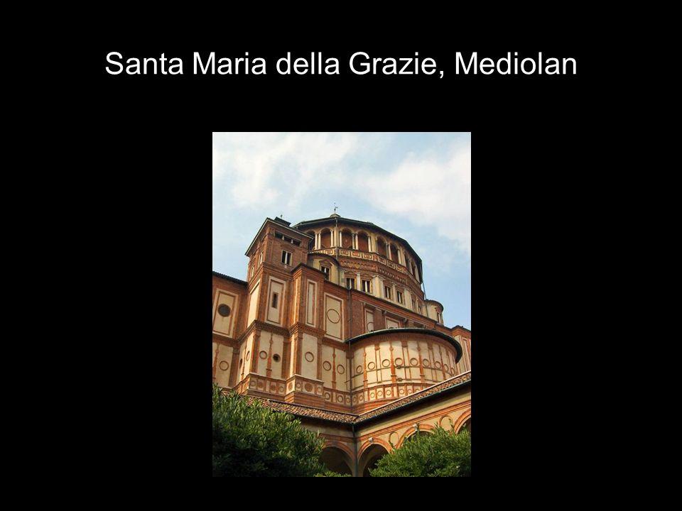 Santa Maria della Grazie, Mediolan