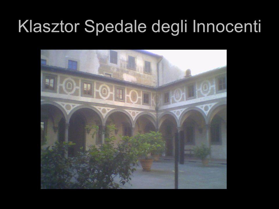 Klasztor Spedale degli Innocenti