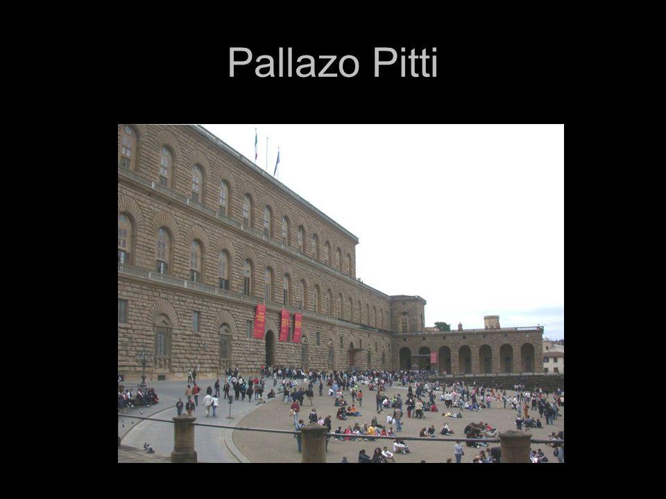 Pallazo Pitti