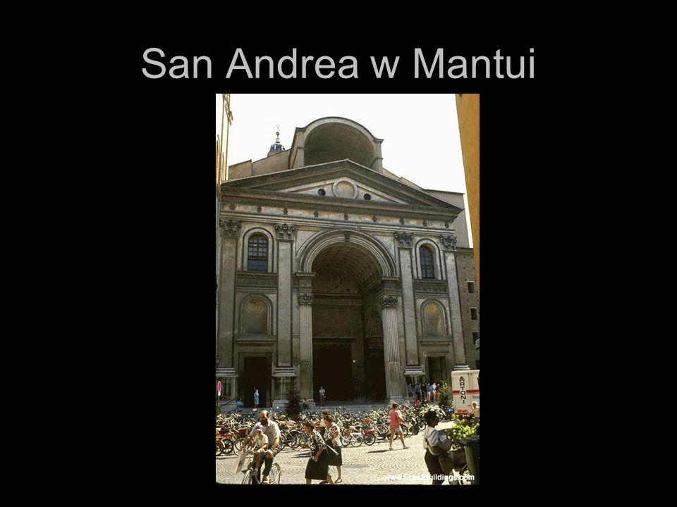 San Andrea w Mantui