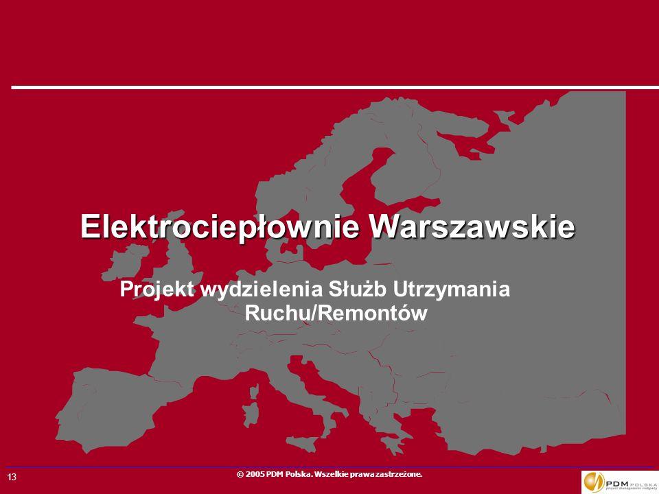 Elektrociepłownie Warszawskie