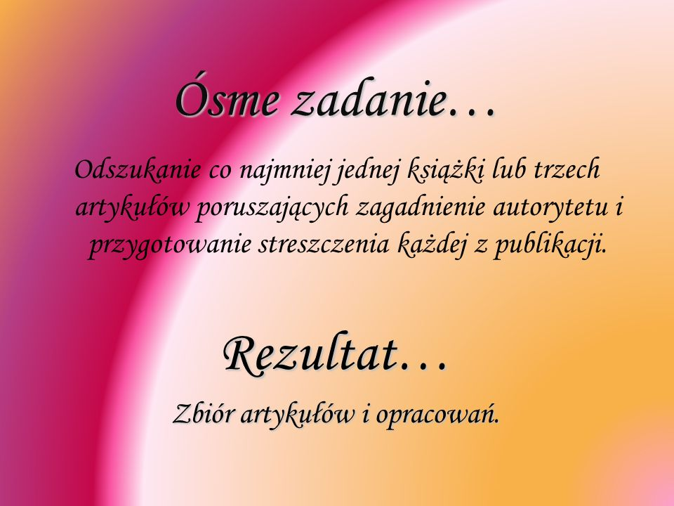 Zbiór artykułów i opracowań.