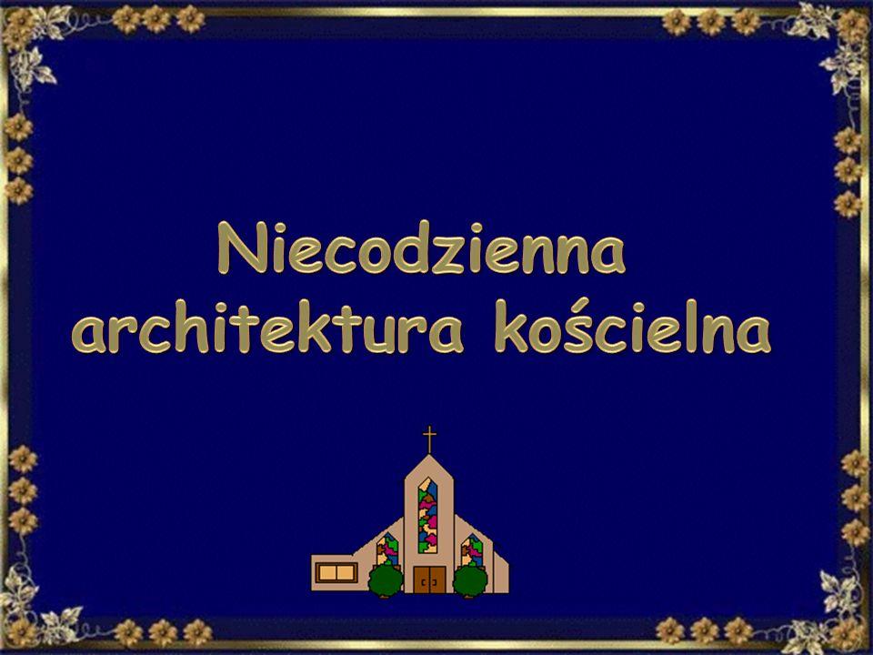 architektura kościelna