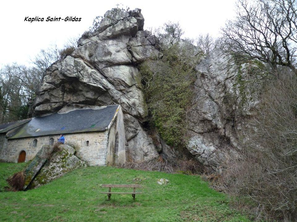 Kaplica Saint-Gildas