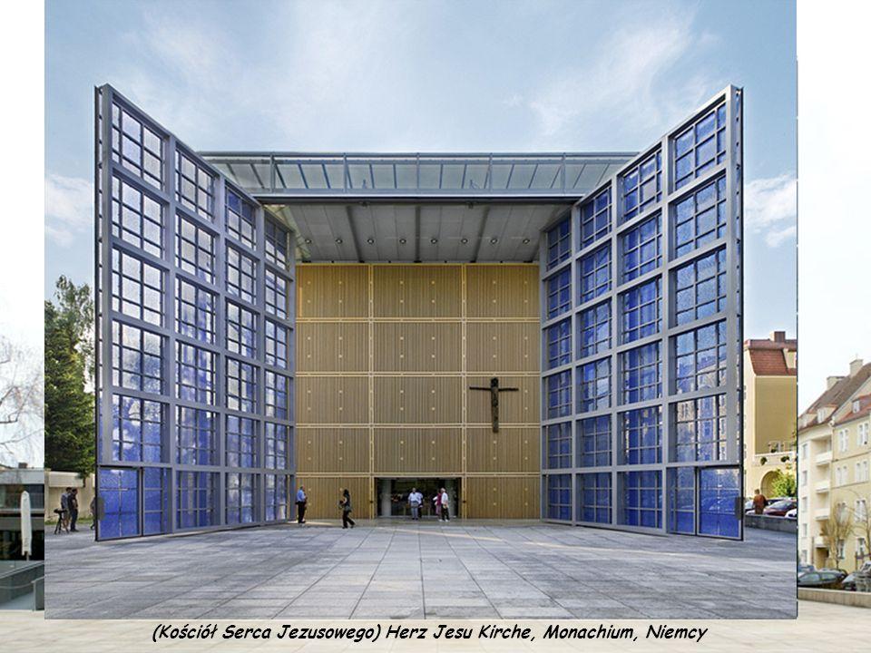(Kościół Serca Jezusowego) Herz Jesu Kirche, Monachium, Niemcy