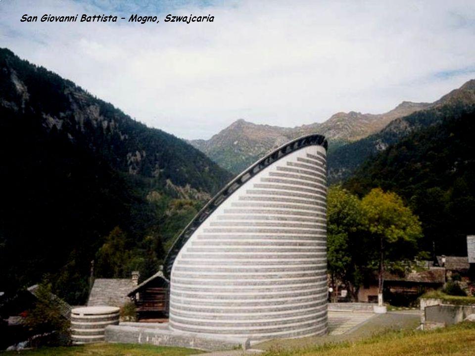 San Giovanni Battista – Mogno, Szwajcaria