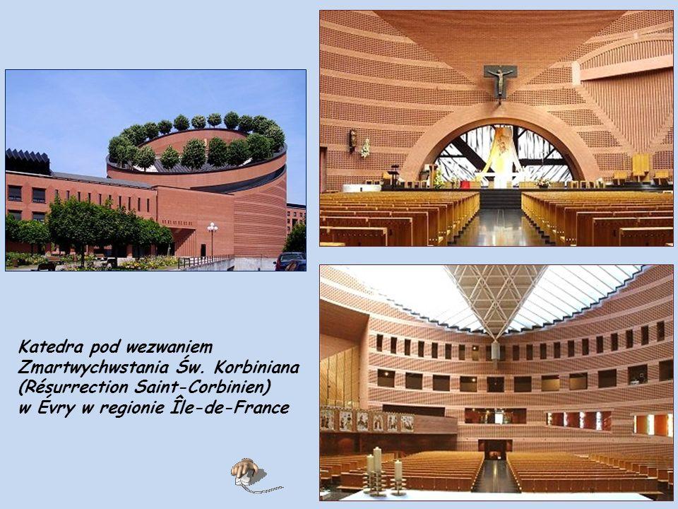 Katedra pod wezwaniem Zmartwychwstania Św. Korbiniana.
