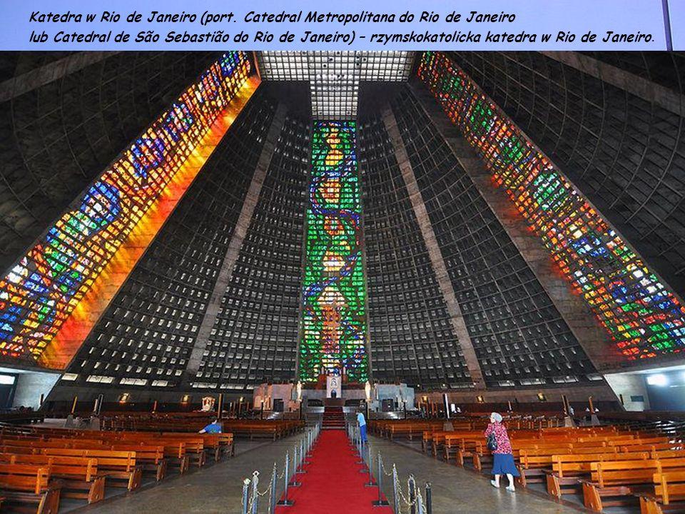 Katedra w Rio de Janeiro (port