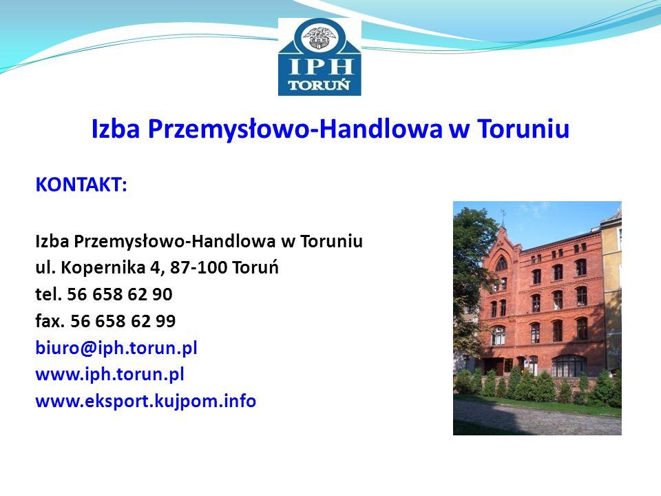 Izba Przemysłowo-Handlowa w Toruniu