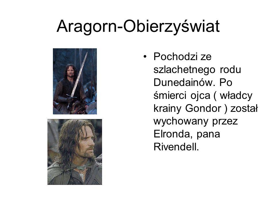 Aragorn-Obierzyświat