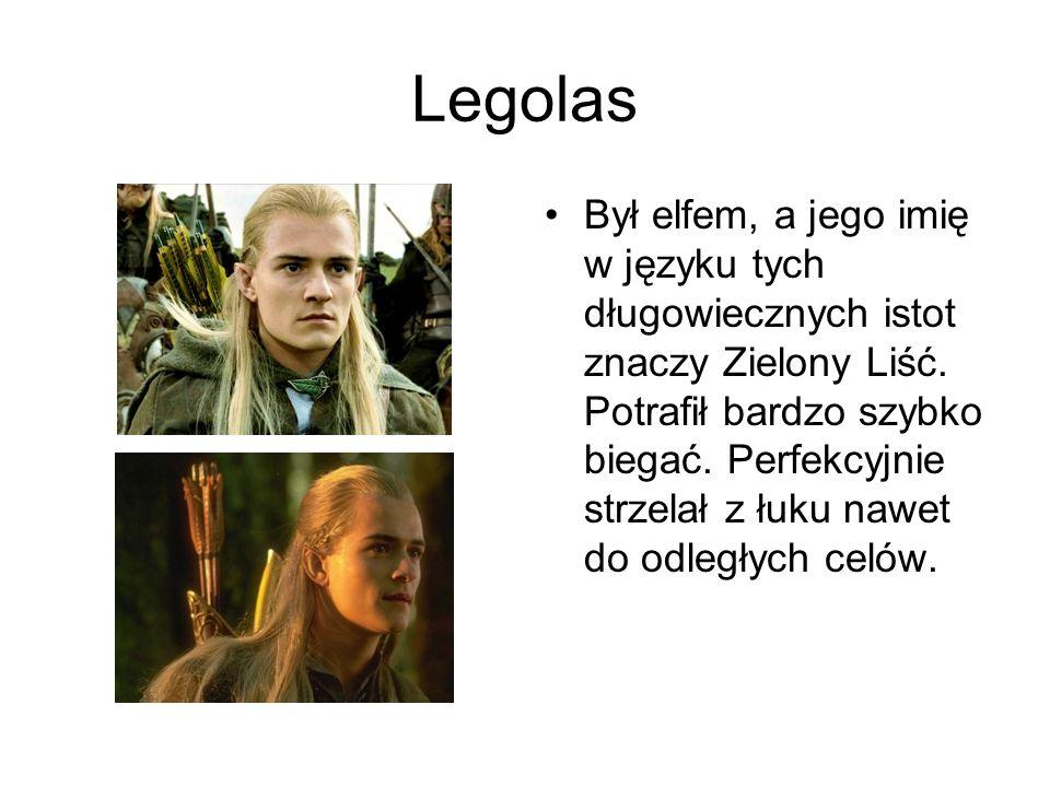 Legolas
