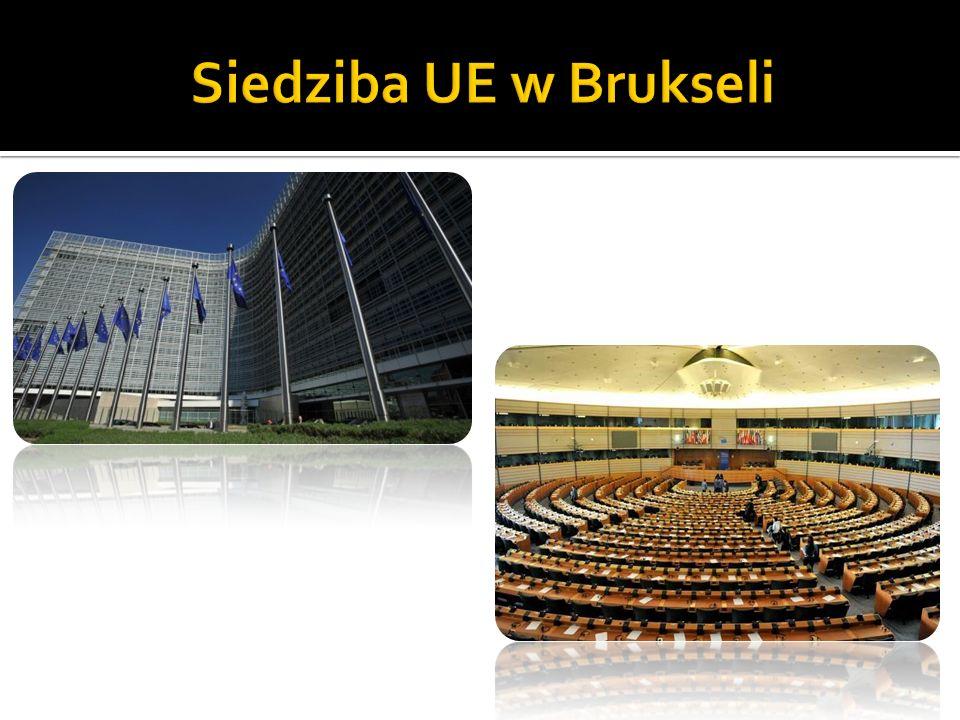 Siedziba UE w Brukseli