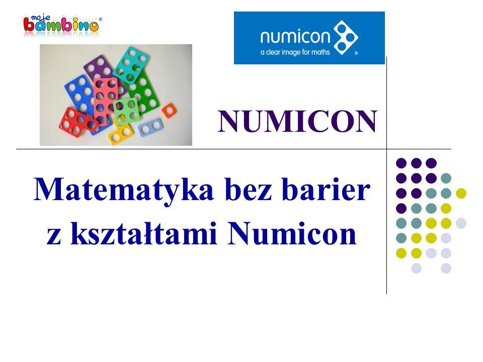 Matematyka bez barier z kształtami Numicon