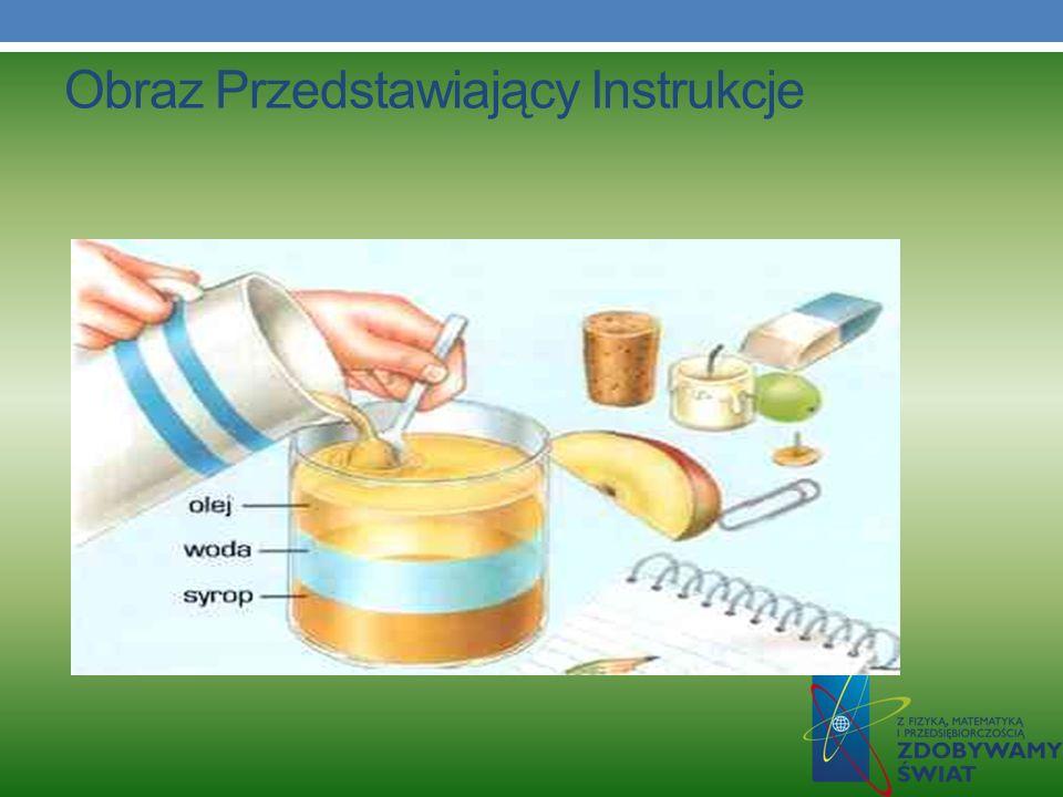 Obraz Przedstawiający Instrukcje