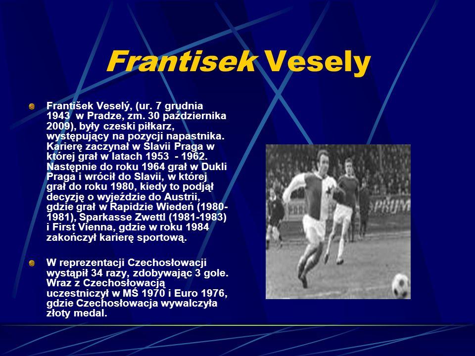 Frantisek Vesely