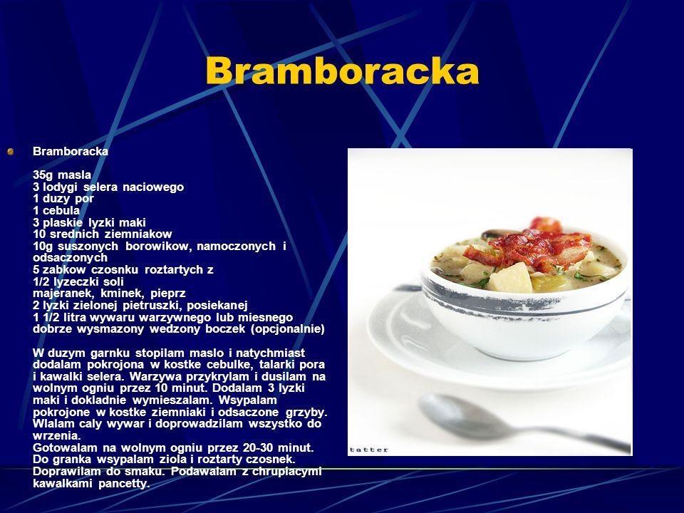 Bramboracka