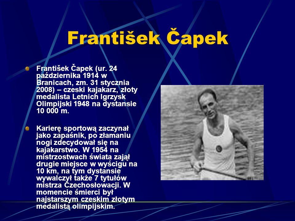 František Čapek