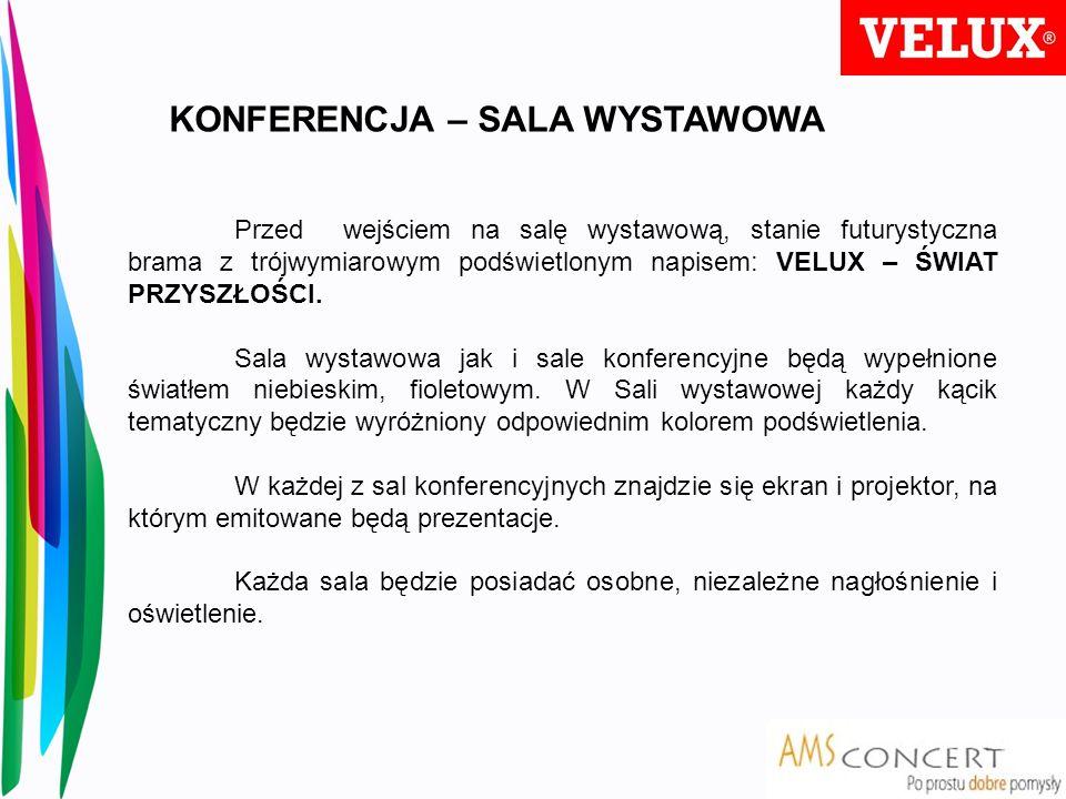 KONFERENCJA – SALA WYSTAWOWA