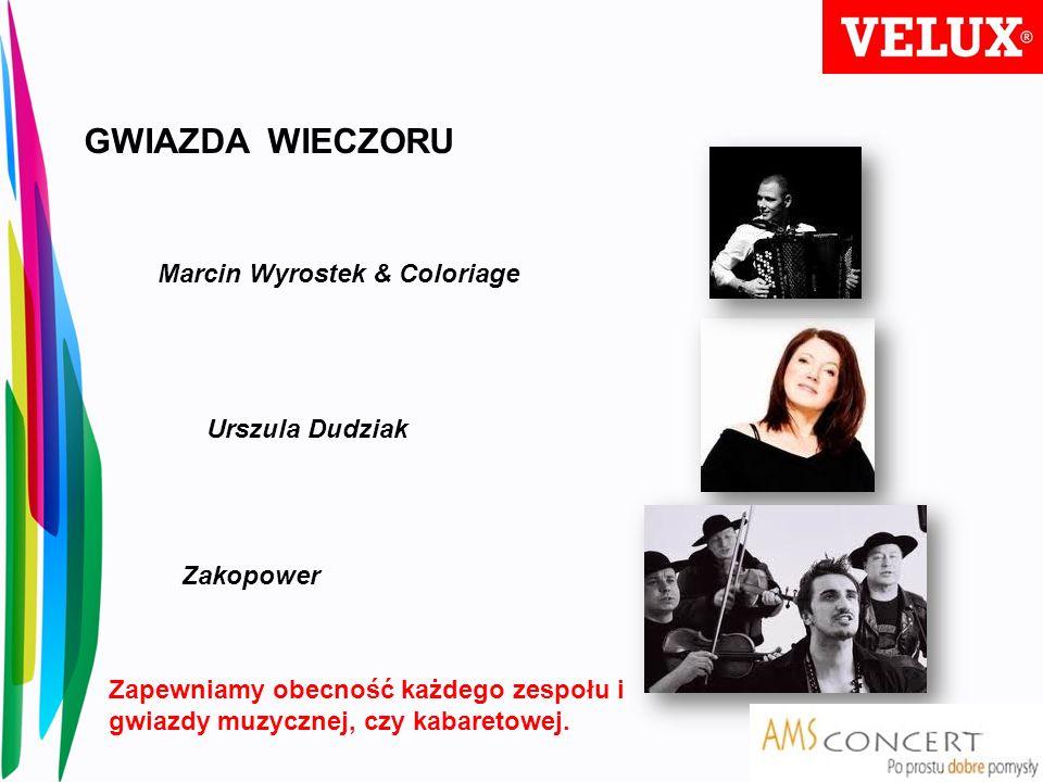 GWIAZDA WIECZORU Marcin Wyrostek & Coloriage Urszula Dudziak Zakopower