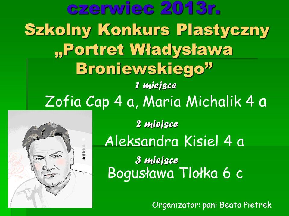 Zofia Cap 4 a, Maria Michalik 4 a