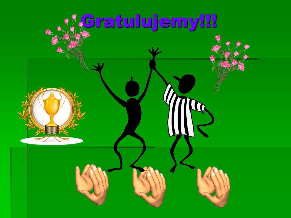 Gratulujemy!!!