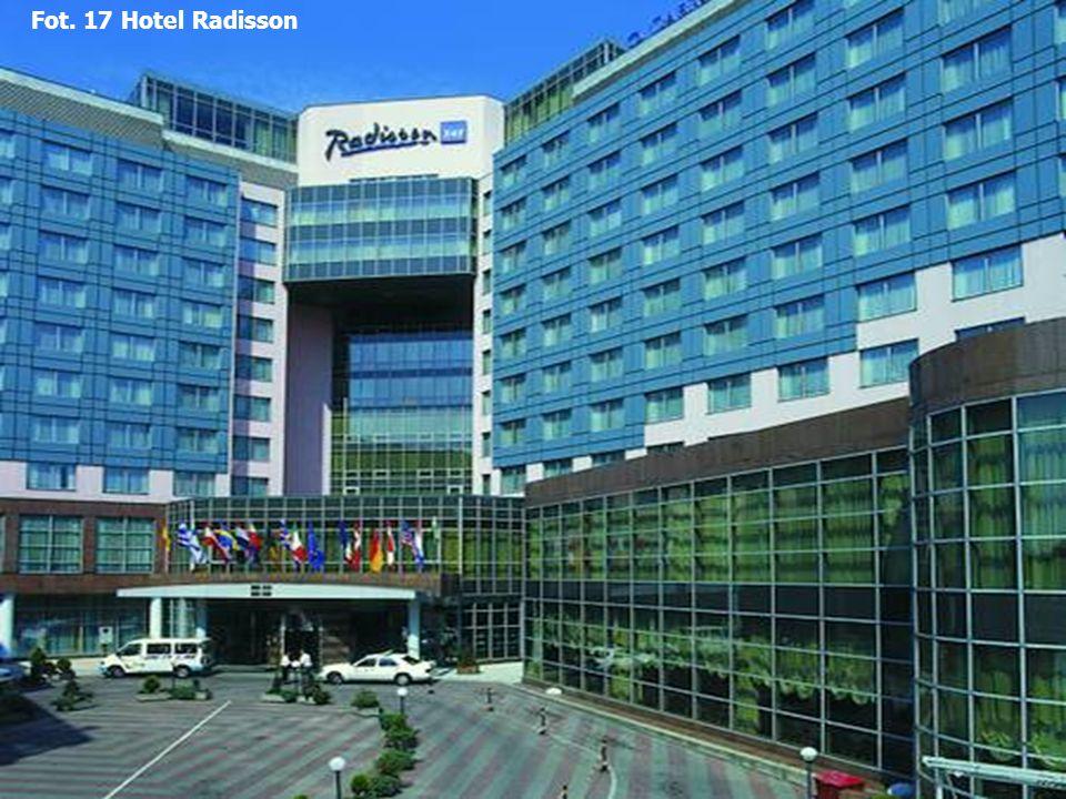 Fot. 17 Hotel Radisson