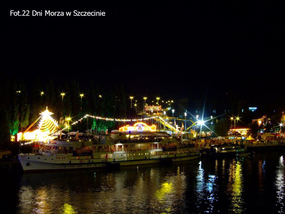 Fot.22 Dni Morza w Szczecinie