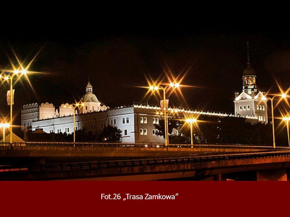 """Fot.26 """"Trasa Zamkowa"""