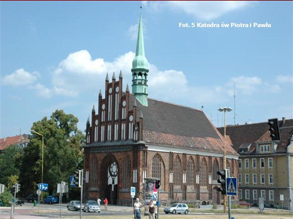 Fot. 5 Katedra św Piotra i Pawła