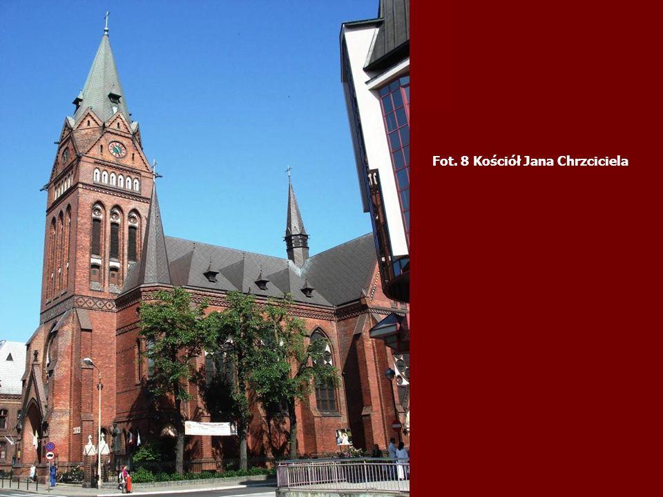 Fot. 8 Kościół Jana Chrzciciela