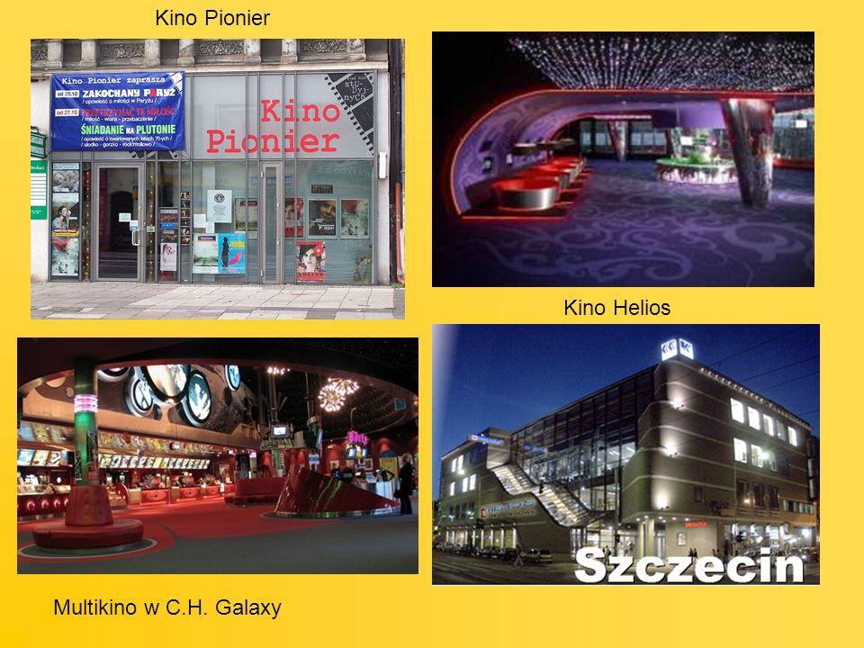 Kino Pionier Kino Helios Multikino w C.H. Galaxy