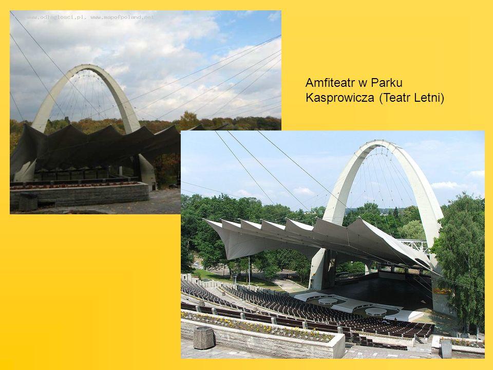 Amfiteatr w Parku Kasprowicza (Teatr Letni)