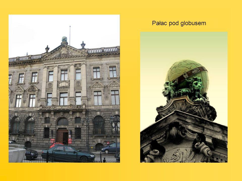 Pałac pod globusem