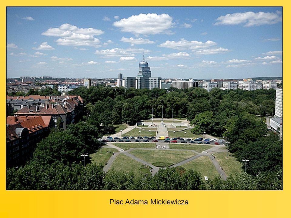 Plac Adama Mickiewicza